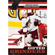 Doan Shane - 2010-11 Zenith Gifted Grinders No.15