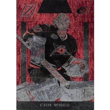 Ward Cam - 2010-11 Zenith Red Hot No.80
