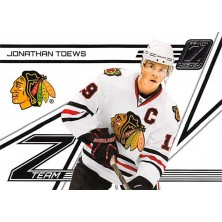 Toews Jonathan - 2010-11 Zenith Z-Team No.7