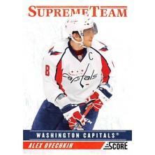 Ovechkin Alexander - 2011-12 Score Supreme Team No.8
