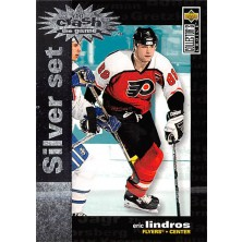 Lindros Eric - 1995-96 Collectors Choice Crash the Game Silver Prize No.C4