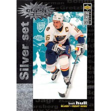 Hull Brett - 1995-96 Collectors Choice Crash the Game Silver Prize No.C5
