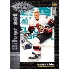 Yashin Alexei - 1995-96 Collectors Choice Crash the Game Silver Prize No.C18