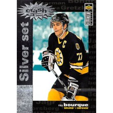 Bourque Ray - 1995-96 Collectors Choice Crash the Game Silver Prize No.C24