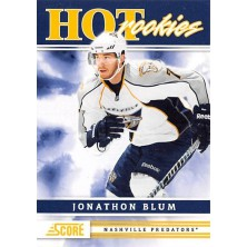 Blum Jonathon - 2011-12 Score No.517