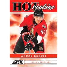 Benoit Andre - 2011-12 Score No.525