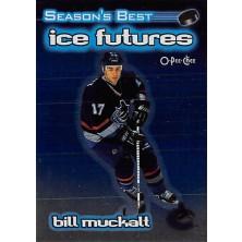 Muckalt Bill - 1999-00 O-Pee-Chee Ice Futures No.IF3