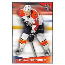 Kopecký Tomáš - 2012-13 Panini Stickers No.60