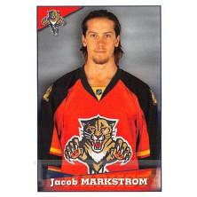 Markstrom Jacob - 2012-13 Panini Stickers No.63