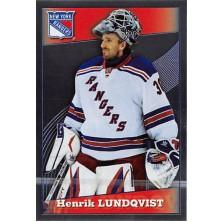 Lundqvist Henrik - 2012-13 Panini Stickers No.94