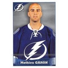 Garon Mathieu - 2012-13 Panini Stickers No.131