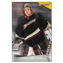 Hiller Jonas - 2012-13 Panini Stickers No.171