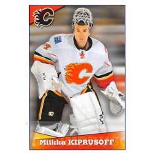 Kiprusoff Miikka - 2012-13 Panini Stickers No.182