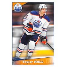 Hall Taylor - 2012-13 Panini Stickers No.237