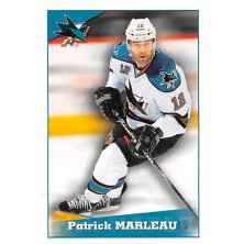 Marleau Patrick - 2012-13 Panini Stickers No.280