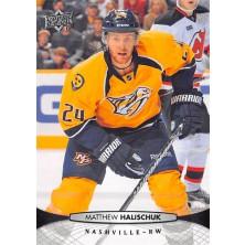 Halischuk Matthew - 2011-12 Upper Deck No.351