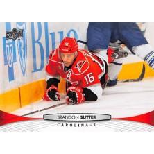 Sutter Brandon - 2011-12 Upper Deck No.420