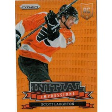 Laughton Scott - 2013-14 Prizm Initial Impressions Prizms Orange No.II-14