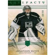 Quick Jonathan - 2014-15 Artifacts Emerald No.107