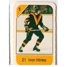 Hlinka Ivan - 1982-83 Post Cereal