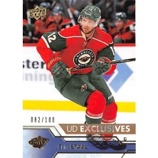 Staal Eric - 2016-17 Upper Deck Exclusives No.346