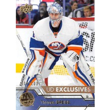 Greiss Thomas - 2016-17 Upper Deck Exclusives No.370