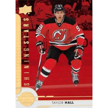 Hall Taylor - 2017-18 Upper Deck Shining Stars Red No.SSL-2