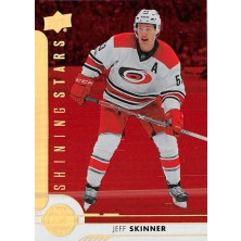 Skinner Jeff - 2017-18 Upper Deck Shining Stars Red No.SSL-7