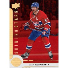 Pacioretty Max - 2017-18 Upper Deck Shining Stars Red No.SSL-8