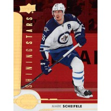 Scheifele Mark - 2017-18 Upper Deck Shining Stars Red No.SSC-6