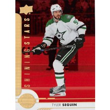 Seguin Tyler - 2017-18 Upper Deck Shining Stars Red No.SSC-10