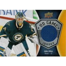 Allen Jake - 2016-17 Upper Deck Game Jerseys No.GJ-JA