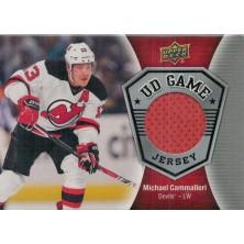 Cammalleri Mike - 2016-17 Upper Deck Game Jerseys No.GJ-MC