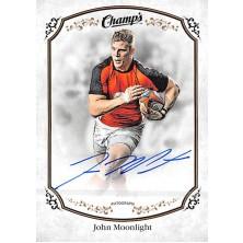 Moonlight John - 2015-16 Champs Autographs No.253