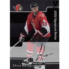 Herperger Chris - 2015-16 ITG Final Vault 2001-02 BAP Signature Series Autographs No.119