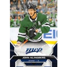 Klingberg John - 2020-21 MVP Factory Set Blue No.182