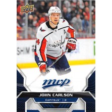 Carlson John - 2020-21 MVP Factory Set Blue No.183