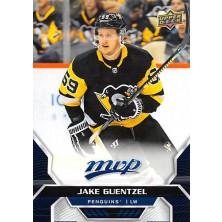 Guentzel Jake - 2020-21 MVP Factory Set Blue No.193