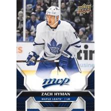 Hyman Zach - 2020-21 MVP Factory Set Blue No.196