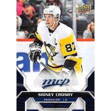 Crosby Sidney - 2020-21 MVP Factory Set Blue No.203