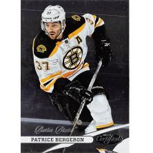 Bergeron Patrice - 2012-13 Certified No.37
