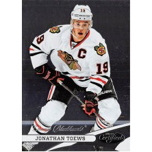 Toews Jonathan - 2012-13 Certified No.38