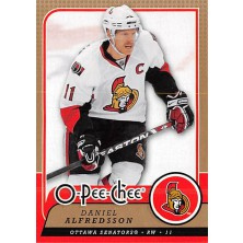 Alfredsson Daniel - 2008-09 O-Pee-Chee No.303