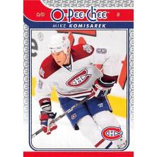 Komisarek Mike - 2009-10 O-Pee-Chee No.433