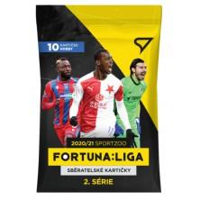 Balíček Hobby FORTUNA:LIGA 2020/21 – 2. série