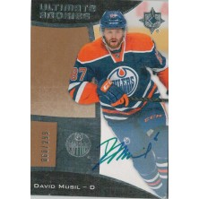 Musil David - 2015-16 Ultimate Collection No.76