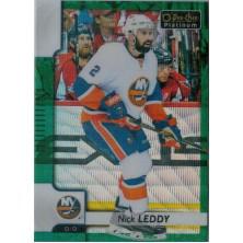 Leddy Nick - 2018-19 O-Pee-Chee Platinum Emerald Surge No.63