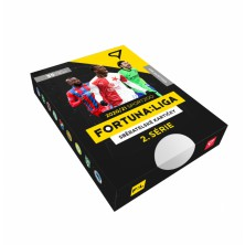 Set FORTUNA:LIGA 2020/21 – 2. série - 2x Hobby box + 1x Exclusive box
