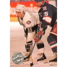 Donnelly Mike - 1991-92 Pro Set Platinum No.183
