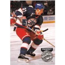 Romaniuk Russ - 1991-92 Pro Set Platinum No.274